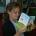 Girl reading Beech Bank Girls