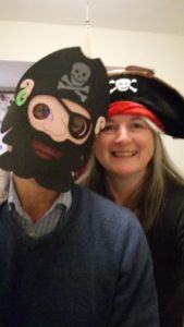 Janet Wilson, Pirate