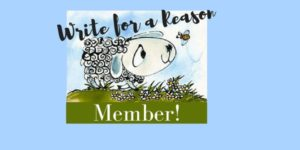 Write for a Reason Membership logo