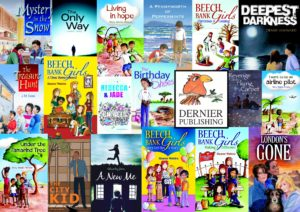 All Dernier Publishing books collage